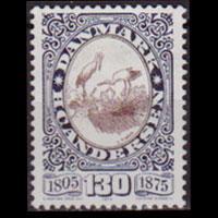 DENMARK 1975 - Scott# 575 Andersen Tale 130o NH