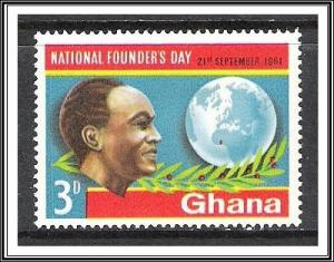 Ghana #104 Founder's Day MH