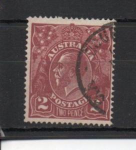 Australia 29 used (B)