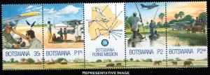 Botswana Scott 704a Mint never hinged.