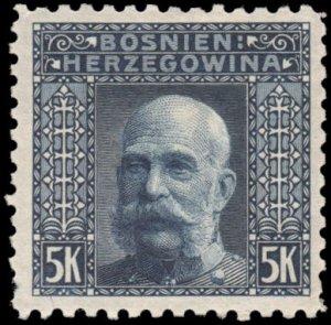 Bosnia & Herzegovina 45a mh