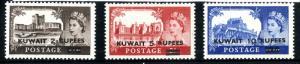 KUWAIT 117-119 MH SCV $33.00