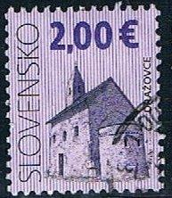 Slovakia 568, 2E Church of St Michael Archangel, Drazovce...