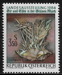 Austria #1274 MNH Stamp - Ore and Iron Exhibition