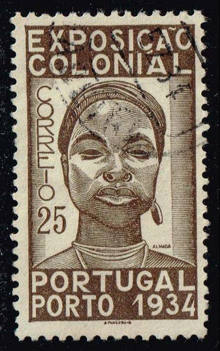 Portugal #558 Colonial Woman; Used (1.60)