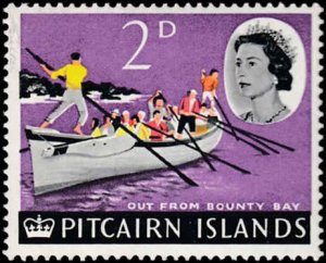 Pitcairn Islands Used # 41