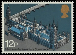 Great Britain Sc#753 Inter-parliamentary Conference (1975) MNH