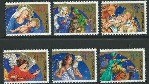 NEW ZEALAND SG2353/8 2000 CHRISTMAS MNH