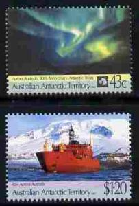 Australian Antarctic Territory 1991 30th Anniversary of A...