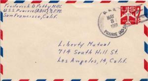 United States, U.S. Ships, Airmail, Postal Stationery