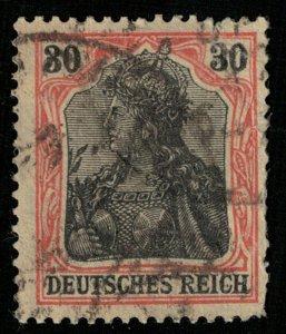 Reich Germany 1902 Inscription DEUTSCHES REICH MC # 74 (3903-T)
