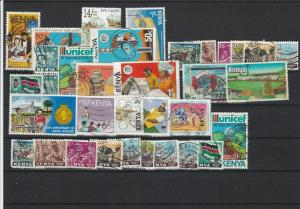Kenya Stamps Ref 25003