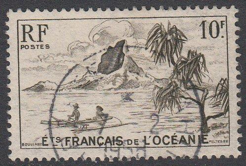 French Polynesia 175 Used CV $1.75