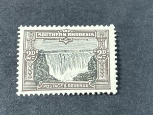 SOUTHERN RHODESIA # 19-MINT/NEVER HINGED---SINGLE---1931-37