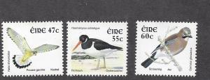 Ireland, 1392-94, Bird Type 2002 Singles,**MNH**