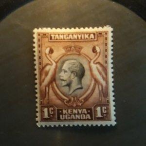 Kenya-Uganda 46  1935   unused