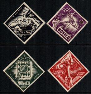 Monaco  c36 - c39   MNH $ 66.00