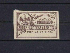 MEXICO ADMINISTRACION  STAMP  REF 5381