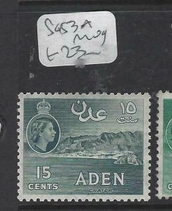 ADEN (P0204B)  QEII   15C     SG  53A      MOG