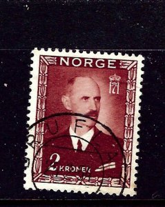 Norway 277 Used 1946 issue