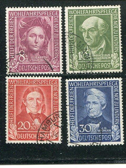 Germany #B310-13  Used VF