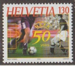 Switzerland Scott #1173 Stamp - Mint NH Single