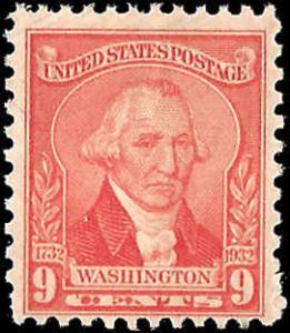 714 Mint,OG,NH... SCV $3.25