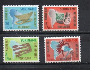 Surinam B69-B72 MLH