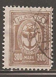 Memel  SC  N36  Used