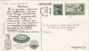 DEAR DOCTOR Egypt, Cairo 1950 to France