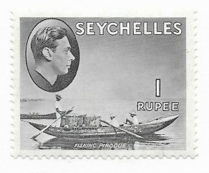 Seychelles #145a MH - Stamp CAT VALUE $20.00