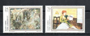 Turkish Cyprus 427-428 MNH