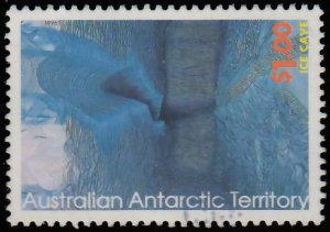 Australian Antarctic Territory Scott L100 Used.