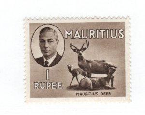 Mauritius #246 MH - CAT VALUE $10.00