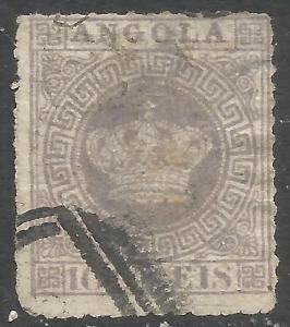 ANGOLA 7 VFU Z239