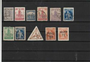 Fiume Stamps  Ref 14292