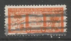 Dominican Republic 393 VFU H75-6