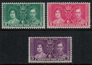 Newfoundland #230-2*  CV $7.00