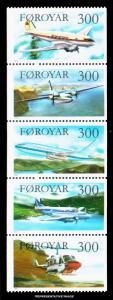 Faroe Islands Scott 138a Mint never hinged.