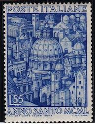 Italy, #536, used