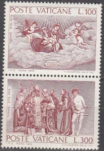 Vatican City #591a  MNH F-VF  (SU2994)