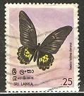 Sri Lanka: 1978; Sc. #: 534; O/Used Single Stamp