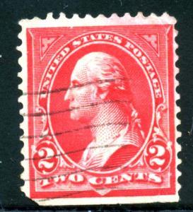 United States - SC #279b - Fault - used - 1899 - Item USA048