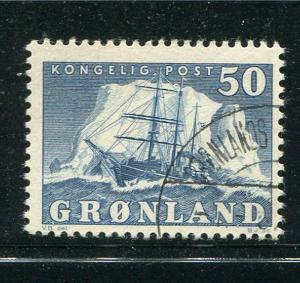 Greenland #35 Used