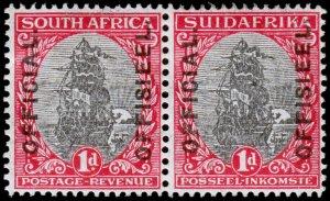 South Africa Scott O3 (1926) Mint H VF C