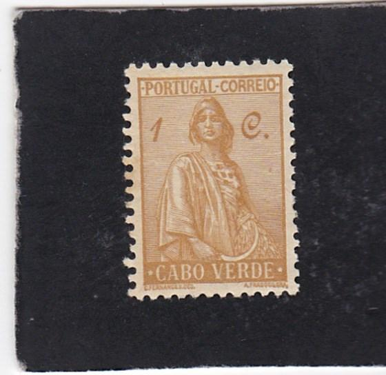 Cape Verde #215 unused