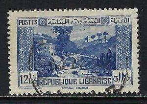 LEBANON 142A VFU Z419