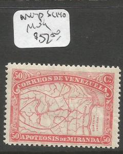Venezuela Map SC 140 MOG (7csv)