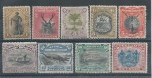 N. Borneo 59-67 H