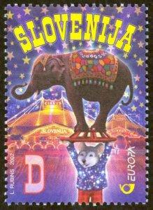 Slovenia Sc# 495 MNH 2002 Europa